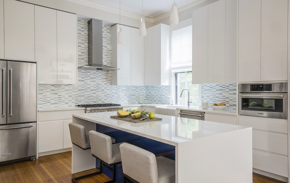 Historic Home Preservation In Boston M F Reynolds Inc Delectable Kitchen Remodel Boston Set