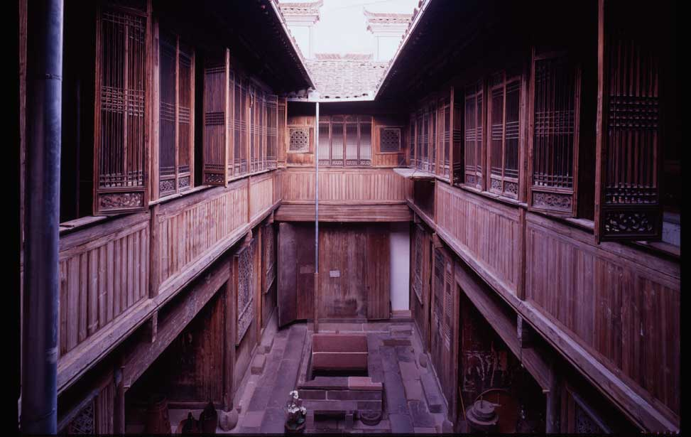 MF Reynolds, Yin Yu Tang House reconstruction